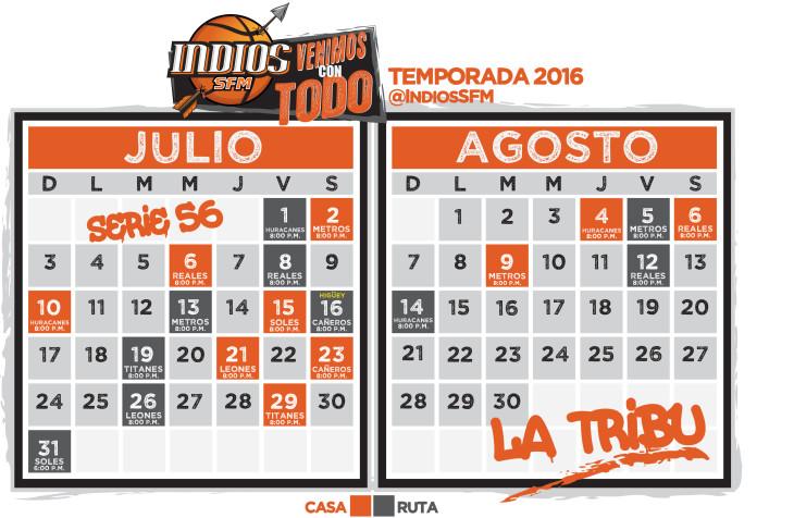 CalendarioIndios2016